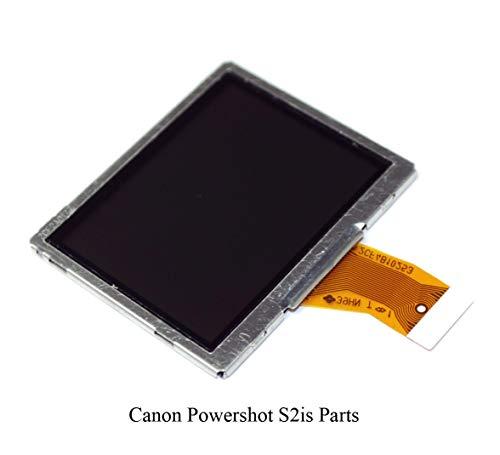 Replacement Repair Parts - PowerShot S2is LCD Display Screen