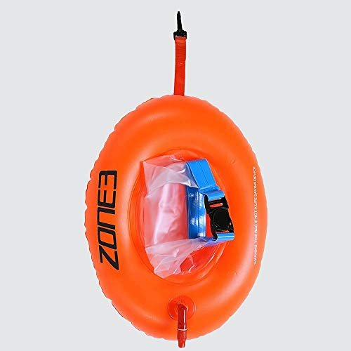 ZONE3 - Swim Buoy Dry Bag Donut, Color 0