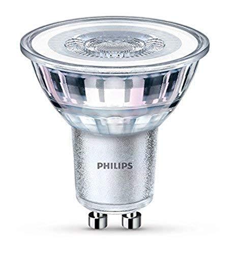 Philips LEDclassic Lampe, ersetzt 50 W, GU10, kühlweiß (4000K), 390 Lumen, Reflektor