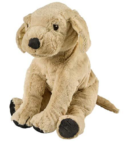 Ikea Puppy Stuffed Animal Soft Toy Dog Golden Retriever