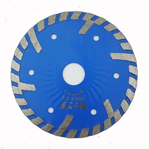 Circulair hout zaagbladen Hot geperst diamant Turbo Blade met schuine bescherming tanden diamant messen voor steen beton snijden cirkelzaagbladen