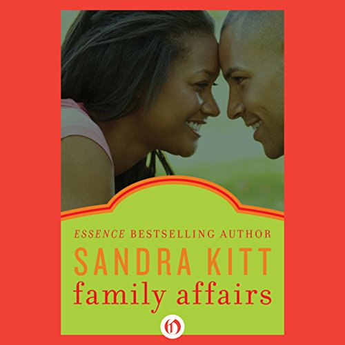 Family Affairs audiobook cover art