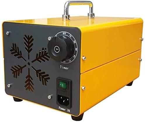 Raxinbang Purificador de Aire Ozono Generador Comercial, 20,000Mg / H, Industria Purificador De Aire Desodorante del Esterilizador For El Hogar, Oficina, Barco Y Coche