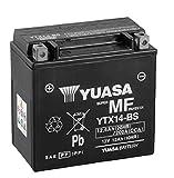 Batería Yuasa YTX14-WC Precargada