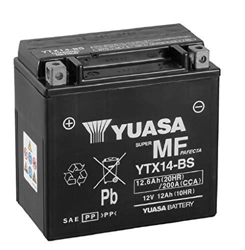 Yuasa 212140 Batteria Ytx14-bs 12 V