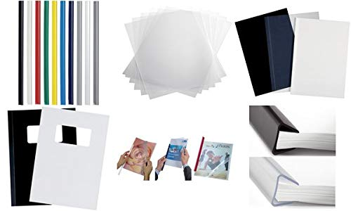 Preisvergleich Produktbild DURABLE Klemmschiene,  DIN A4,  Füllhöhe: 10-12 mm,  schwarz,  Sie erhalten 1 Packung
