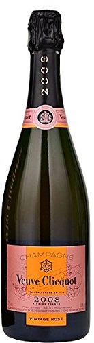 Champagne A.O.C. Vintage Rosé 2008 Veuve Clicquot Bollicine Francia 12,5%