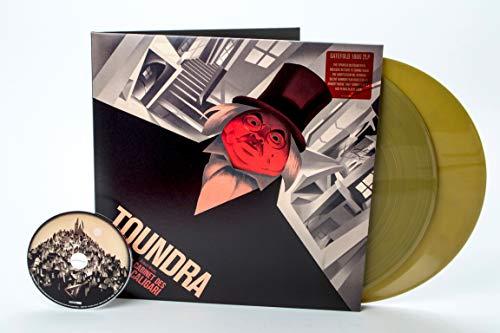 Das Cabinet Des Dr. Caligari (Ed. limitada exclusiva Amazon doble vinilo color dorado)