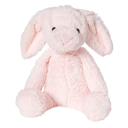 Manhattan Toy Lovelies Pink Binky Bunny Stuffed Animal, 8'