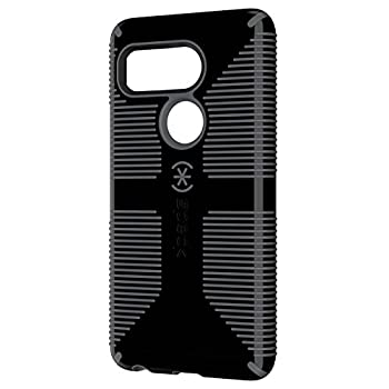 Speck Products CandyShell Grip Cell Phone Case for Google Nexus 5X ONLY Smartphone - Retail Packaging - Black/Slate