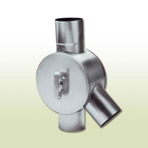 Zink Wasserverteiler /-umleiter DN 100 mm