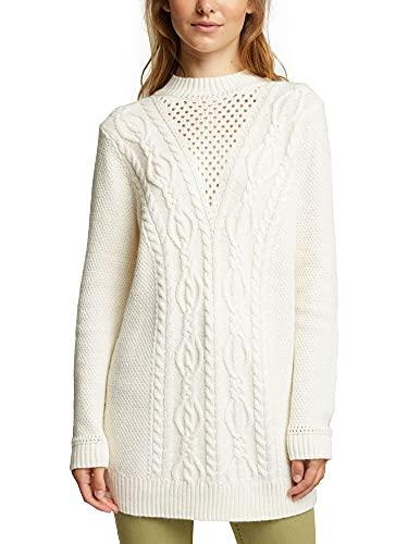 Esprit 100EE1I331 Suéter, 299/beige 5, M para Mujer