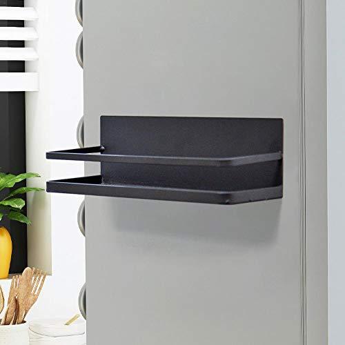 Makluce Japanse stijl keukenrek koelkast kant magnetische absorptie opslagrek voor kruis seasoning & spice tool keuken eco - friendly