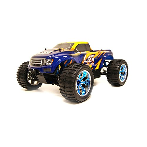 ALEKO 1001PRO 4WD Brushless Electric Powered High Speed Off-Road RC PRO Monster Truck Car