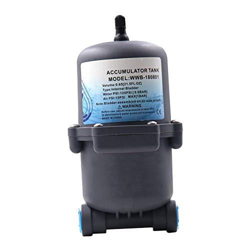 B Baosity Tanque Acumulador de Predsión Tanque Acumulador Prepresurizado de 0.75 litro