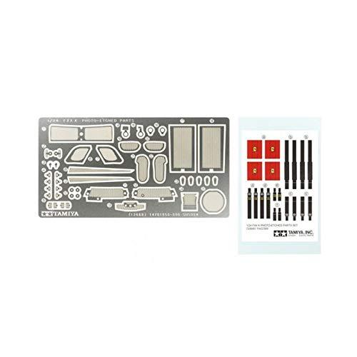 Tamiya Detail Up Parts Series 1/24 Ferrari FXX K etching Parts Set 12668