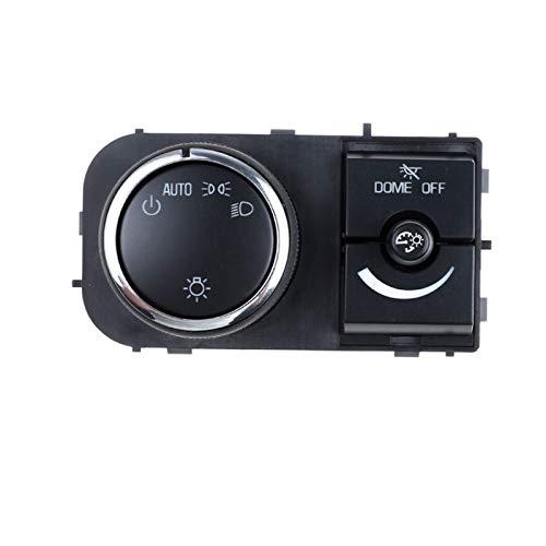 ZHIXIANG Interruptor de Faros Fit para GMC Silverado Sierra Pickup Suburban Tahoe Yukon SUV Accesorios para automóviles