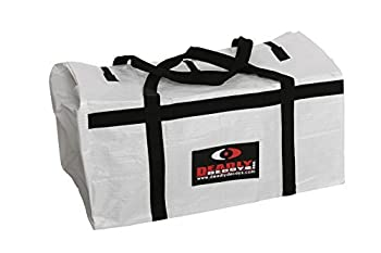 Deadly Decoy Carrying Bag White