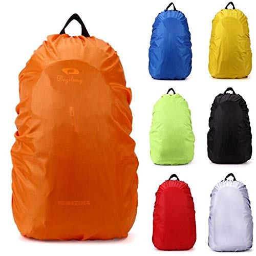 FaLAIws Backpack Rain Cover30-40L,Ultralight High Vis Raincover,Waterproof Rain Cover for Backpacks,for Cycling, Running, Traveling, Camping, Outdoor Activities (Random Color)