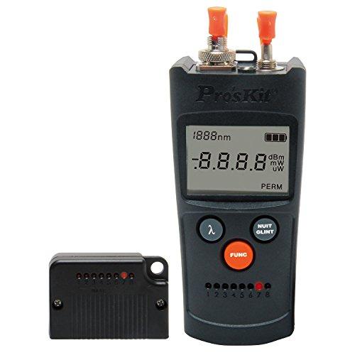 Pro'sKit MT-7602 4-in-1 Fiber Optic Power Multi-Meter