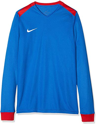 Nike Kinder Park Derby Ii Trikot T-shirt, Blau (Royal Blue/University Red), L