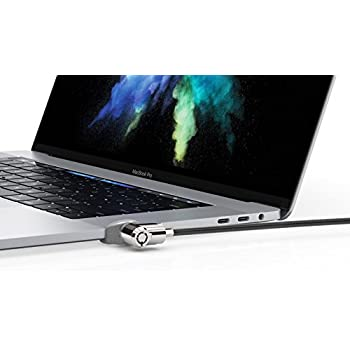 Amazon.com: Maclocks MBPRLDGTB01 Security Laptop Ledge Lock Adapter for MacBook  Pro with Touch Bar: Computers & Accessories
