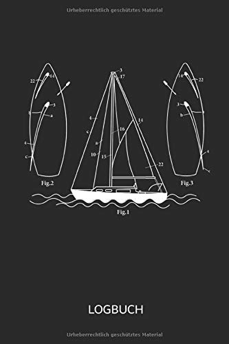 Logbuch: Logbuch für Bootsfahrten,...