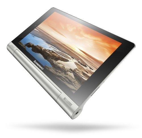 Lenovo Yoga 8 20,3 cm (8 Zoll 1280*800 IPS) Tablet (MTK 8389, 1.2GHz, 1GB RAM, 16GB eMMC, 3G, Android 4.2) silber
