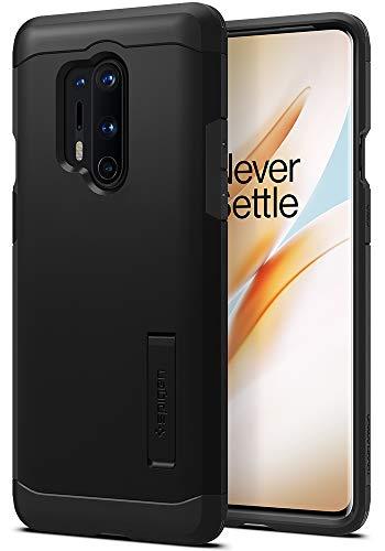Spigen Tough Armor Case Compatible with OnePlus 8 Pro - Black