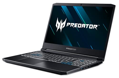 Acer Predator Helios 300 Core i7 10th Generation (16 GB/1 TB SSD/Windows 10 Home/6 GB Graphics/NVIDIA GeForce RTX 3060/144 Hz) PH315-53 Gaming Laptop (15.6