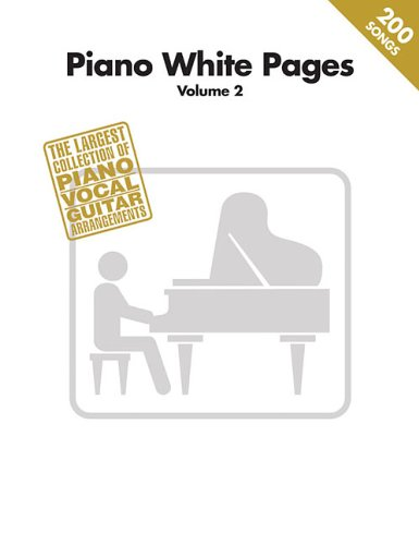 Piano White Pages, Volume 2