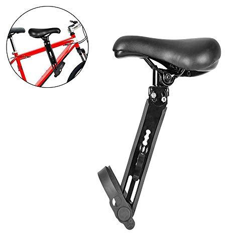 Supertop Kinderfahrradsitz für Mountainbikes, vorne montierte Fahrradsitze, Abnehmbarer Mountainbike-Kindersitz, Fahrradsitz für Kinder