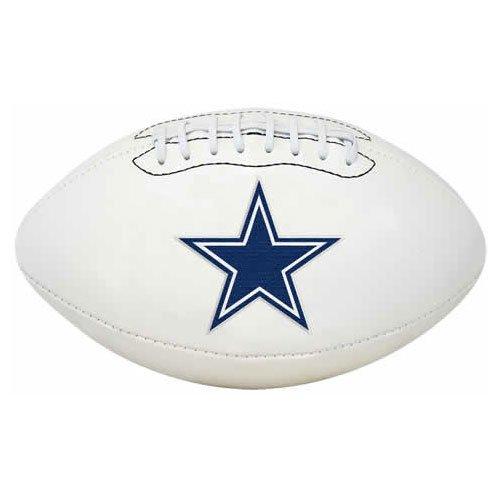Rawlings NFL Signature Series Full Regulation-Size Football, Dallas Cowboys