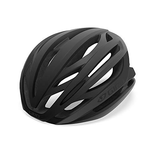 Giro Unisex– Erwachsene Syntax Fahrradhelm Road, Matte Black, M (55-59cm)