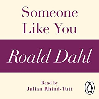 Someone Like You (A Roald Dahl Short Story) cover art