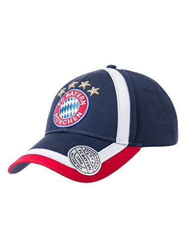 FC Bayern München Baseballcap Fan Navy