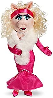 18 Inch Miss Piggy in Pink Gown Plush Doll - The Muppets Plush Toys by Disney