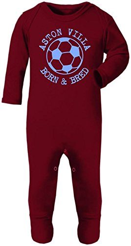 Hat-Trick Designs Crystal Palace Football Baby Pyjamas Set PJs Nightwear//Sleepwear-Id Rather Be-Unisex Gift