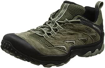 Merrell Chameleon 7 Limit WTPF Walking Shoes 10.5 D(M) US Dusty Olive
