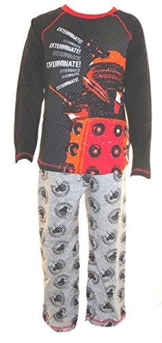 Doctor Who Jungen Pyjamas Alter 4-5 Jahre