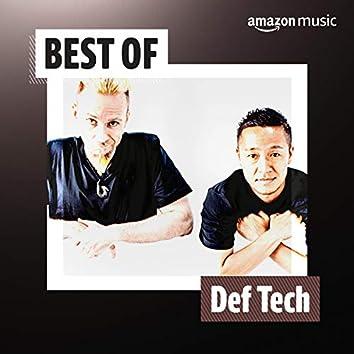 Def Tech ソングス