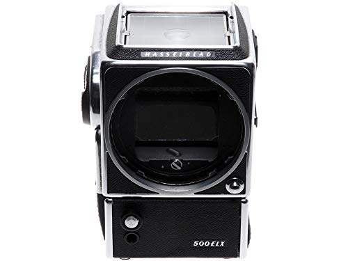 Hasselblad 500 EL/X - Cargador y batería para cámara de fotos (tamaño mediano, 6 x 6)
