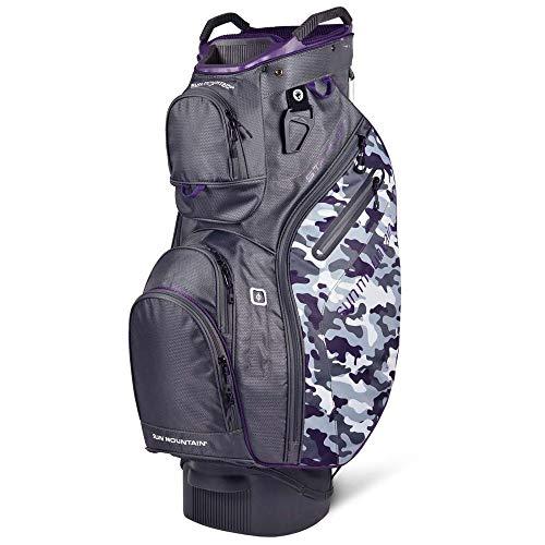 Sun Mountain Golf 2019 Starlet Women Cart Bag - Concord-Camo-Storm