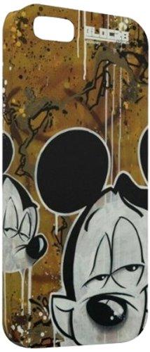 Custodia originale Disney in policarbonato per smartphone iphone 5 e 5s iphone 5/5s con immagine Dreaming Mickey