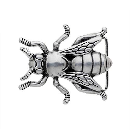Fibbia Argento CLEA 4cm Peso: 70g Reptiles House