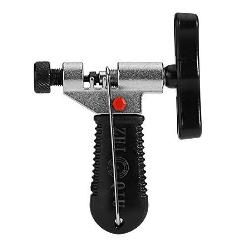 ZHIQIU Bicycle Chain Breaker Splitter Tool 5,6, 7, 8, 9, 10 Single Speed...