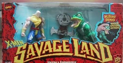 X-men Savage Land Joseph and Amphibious by X Men