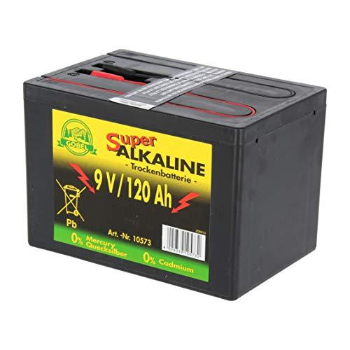 Batterien 120AH alkalisch