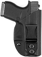 Vedder Holsters LightTuck IWB Kydex Gun Holster- Taurus Millennium PT111 / PT140 Pro Gen 2