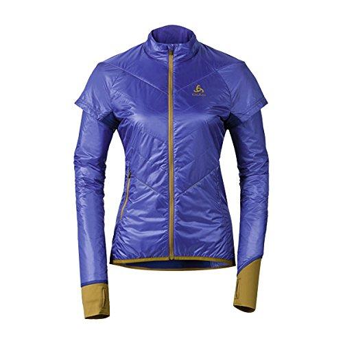 Odlo Loftone Primaloft Jacket W Veste de Sport, Multicolore (Indigo 20178), 32 (Taille Fabricant: X-Small) Femme